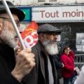 Grêve contre la réforme des retraites
