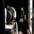 Nouveau train pour la feraille