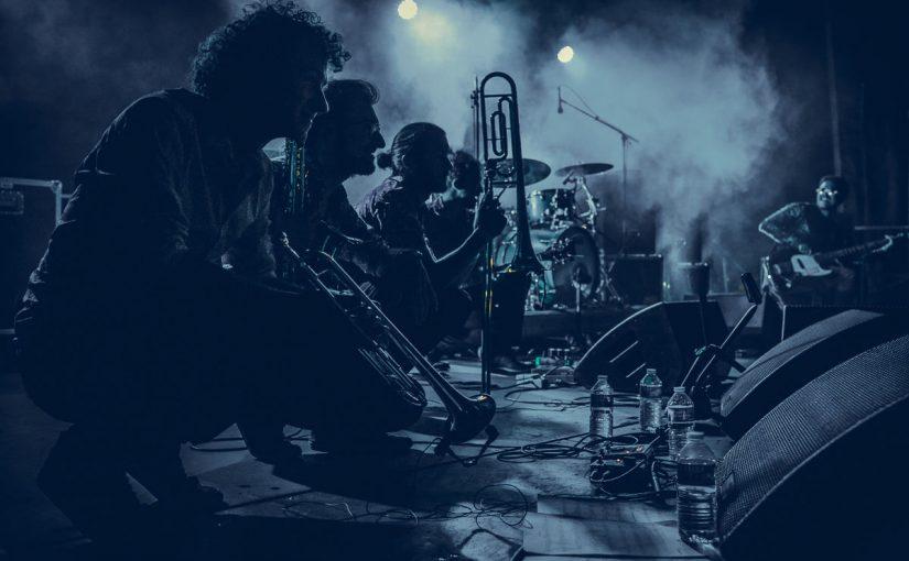 Lehmanns Brothers en concert