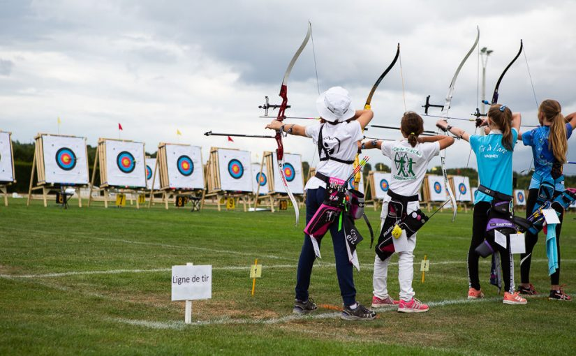 600 archers à Ruelle